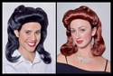 40s Pinup Girl Wig