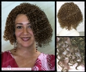 Alice Chin Length Curly Wig