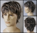 Andy <br> Synthetic Man's Wigs