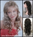 Areen Long Synthetic Wig