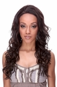 Bogue LACE FRONT Wavy Curly Synthetic Long Wig