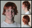 Cann  <br> Synthetic Men's Wig