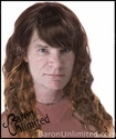 Chris <br> Synthetic Man's Wig