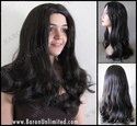 Christine Long Synthetic Wig
