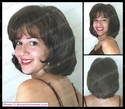 Chydel Layered Chin Length Bob Wig