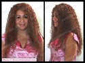 Cici Long Curly Synthetic Wig