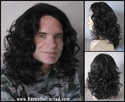 Court <br> Lace Front Synthetic Wig