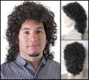 JC <br>  Synthetic Men's Wig