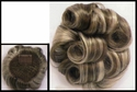 Diamond Synthetic Hair Mini Wiglet