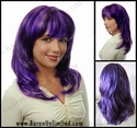 Fantasia Colorful Party Wig