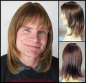 Gracen<br>  Man's Synthetic Wig