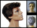 Greg <br> Synthetic Men's Wig