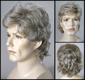 Hall <br> Wavy Synthetic Wig
