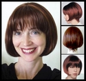 Jessica Synthetic Bob Wig