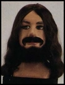 Jesus/Wise Man Synthetic Wig and beard set
