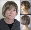 Jole <br> Synthetic Mans Wig