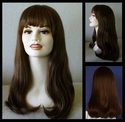 Kelly Long Synthetic Wig