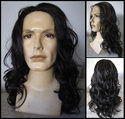 Ofy<br>  Synthetic Man's Lace Front Wig