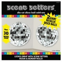 Large Disco Ball Wall Decoration SOLD