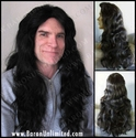 Laurence <br> Synthetic Man's Long Wig