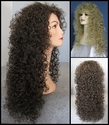 Lioness Long Curly Synthetic Wig