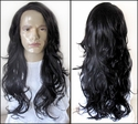 Kem<br> Synthetic Long Man's Wig