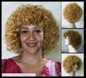 Lucy Chin Length Curly Wig