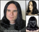 Lyle <br> Synthetic Man's Long Wig