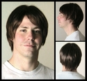 Martin <br> Man's Synthetic Wig