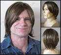 Mode <br> Synthetic Man's Wig