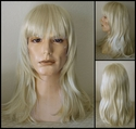 Neil  <br> Synthetic Man's Long Wig