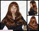 Pamela Long Synthetic Wig