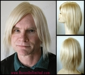 Patrick <br> Synthetic Man's Wig
