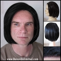 Paz <br> Lace Front - Realistic Hairline - Synthetic Wig