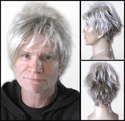 Quin<br> Synthetic Man's Wig