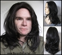 Rio <br> Synthetic Lace Front Man's Wig