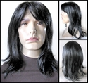 Laurance<br> Synthetic Straight Man's Wig