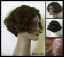 Tameese 100% Human Hair  Mono-top  ONE LEFT