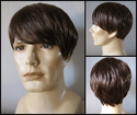 Xie <br> Synthetic Man's Wig