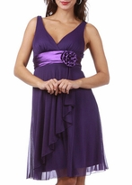 Stunning Becca Formal Evening Maternity Dress