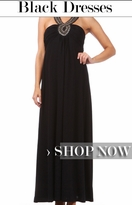 Black Maternity Dresses