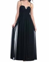 Stunning Savanah Evening Embellished Maternity Gown