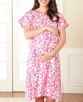 Serra Gownie Maternity and Delivery Hospital Gown