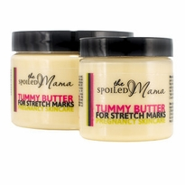 BEST SELLER!! Spoiled Mama Cocoa & Shea Tummy Butter