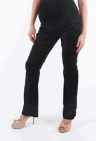 Straight Cut Maternity Trousers