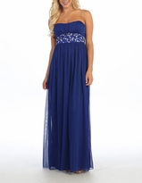 Stunning Fiona Long Evening Formal Gown Pregnancy Dress