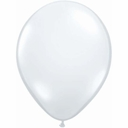 "11"" Qualatex BSA Latex Balloons Crystal Clear 100 per bag"
