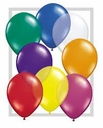 "11"" Jewel Latex Balloons"
