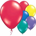 "11"" Pearlized Metallic Latex Balloons"