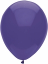 "BSA Regal Purple Balloons 11"" Regal Purple Latex Balloons 100 Bag"